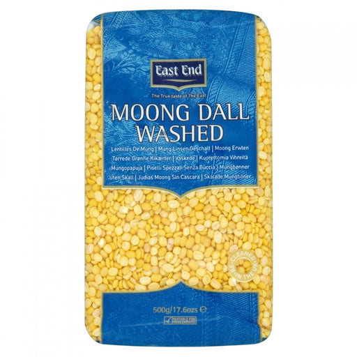 East End Moong Dall Washed, 500g (Pack of 3)