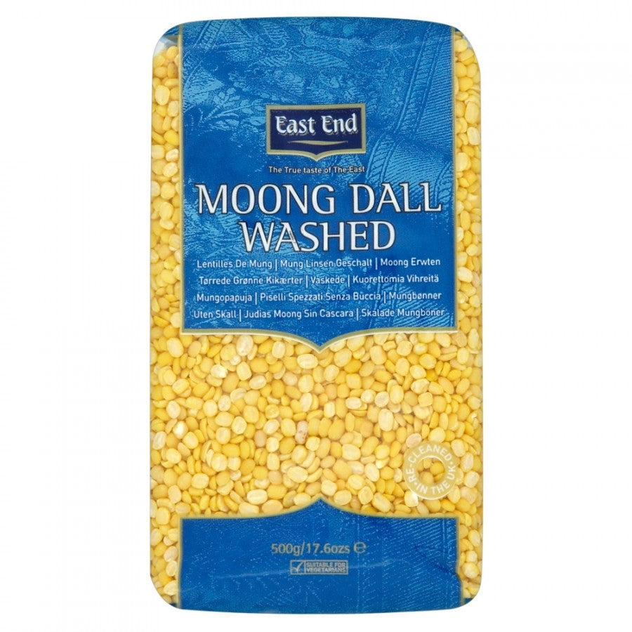 East End Moong Dall Washed, 500g