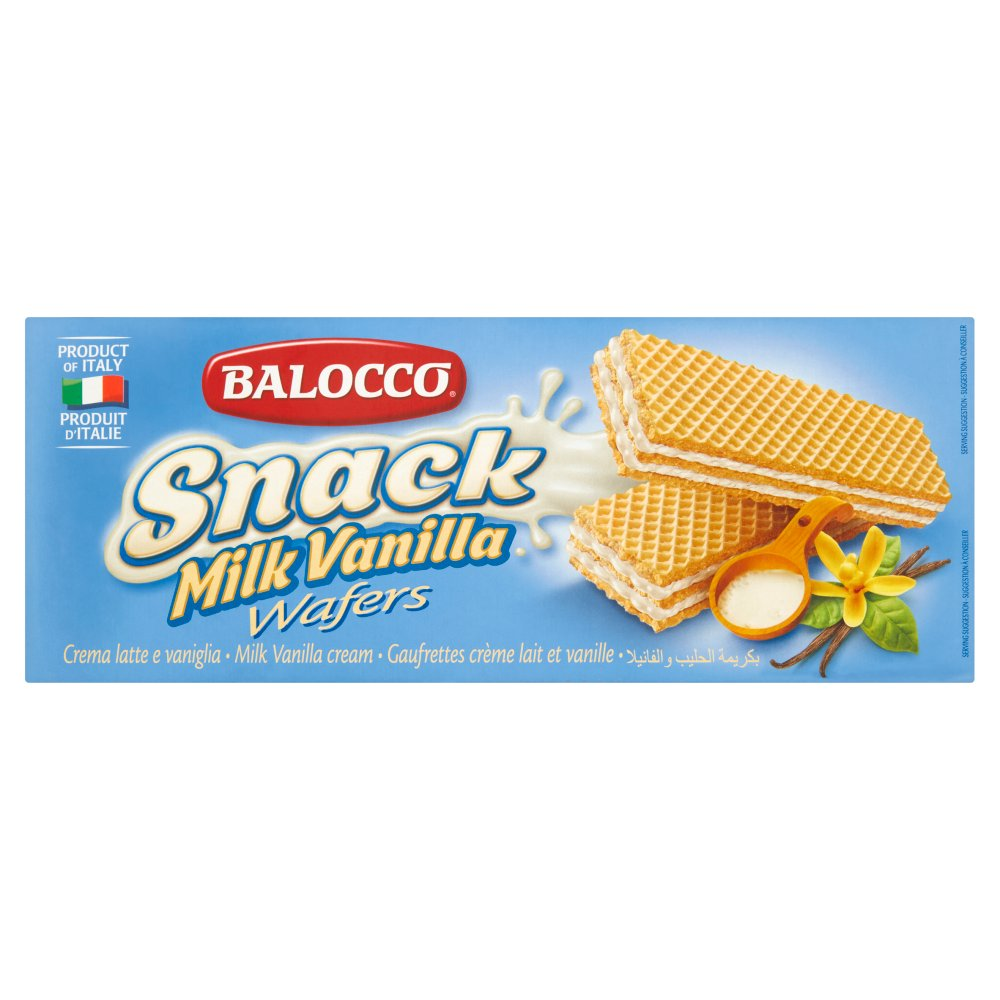 Ballocco Snackwafer Vanilla