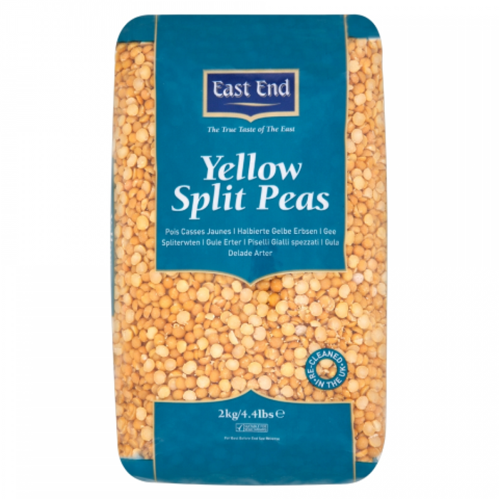 East End Yellow Split Peas, 500g
