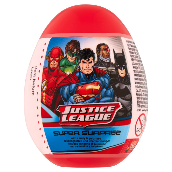 Justice League Surprise Egg With Toy Sweet