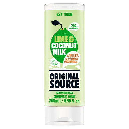 Original Source Lime & Coconut Milk Moisturising Shower Milk 250ml