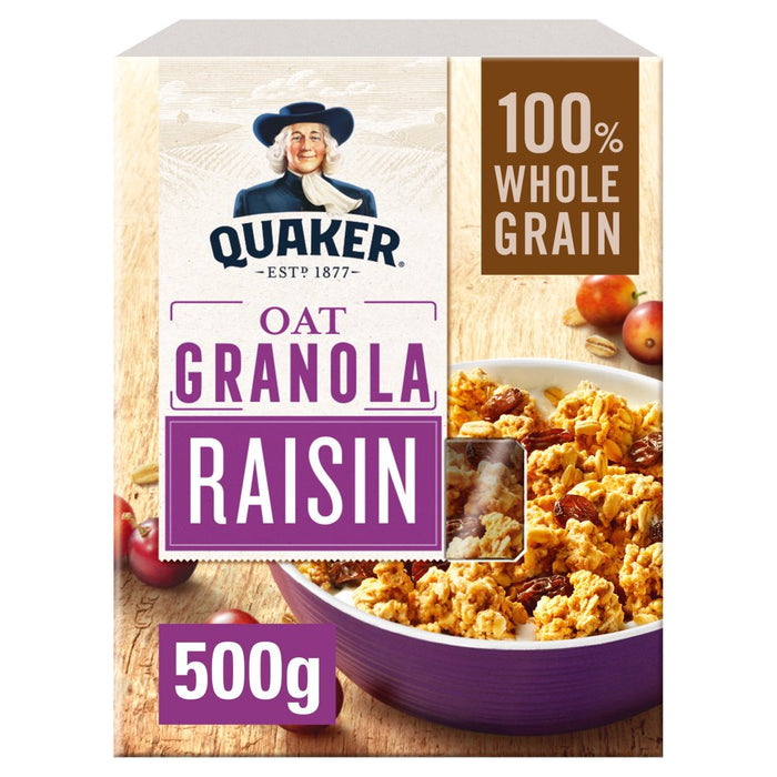 Quaker Oats Granola Raisin