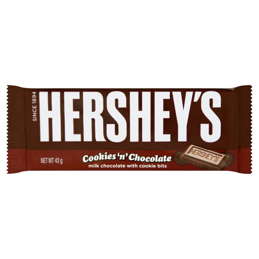 Hershey's Cookies 'n' Chocolate, 40g (Box of 24)
