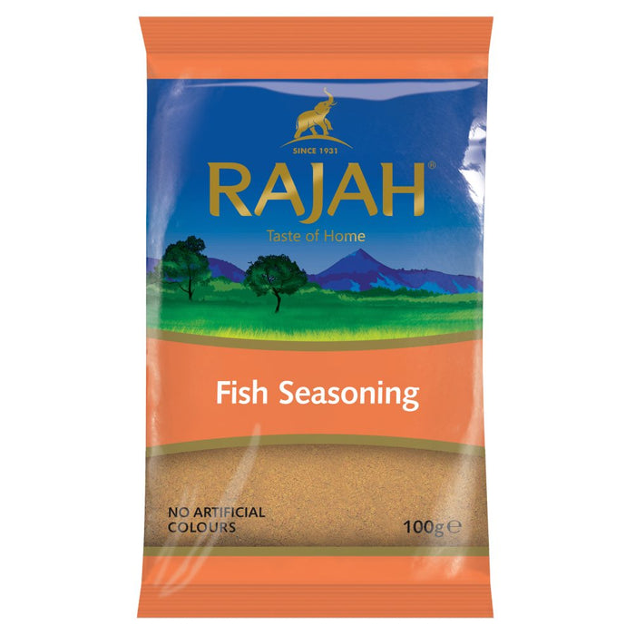 Rajah Fish Seasoning, 100g