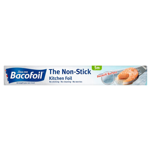 Bacofoil The Non-Stick Kitchen Foil 30cm x 5m