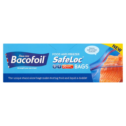 Bacofoil Safeloc Freezer Bag Small