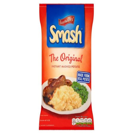 Batchelors Smash Original Instant Mash Potato, 2KG