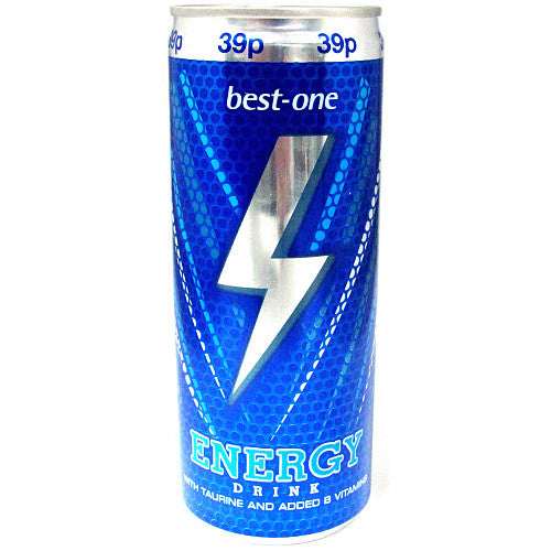 Bestone Energy Drink, 250ml (Case of 24)
