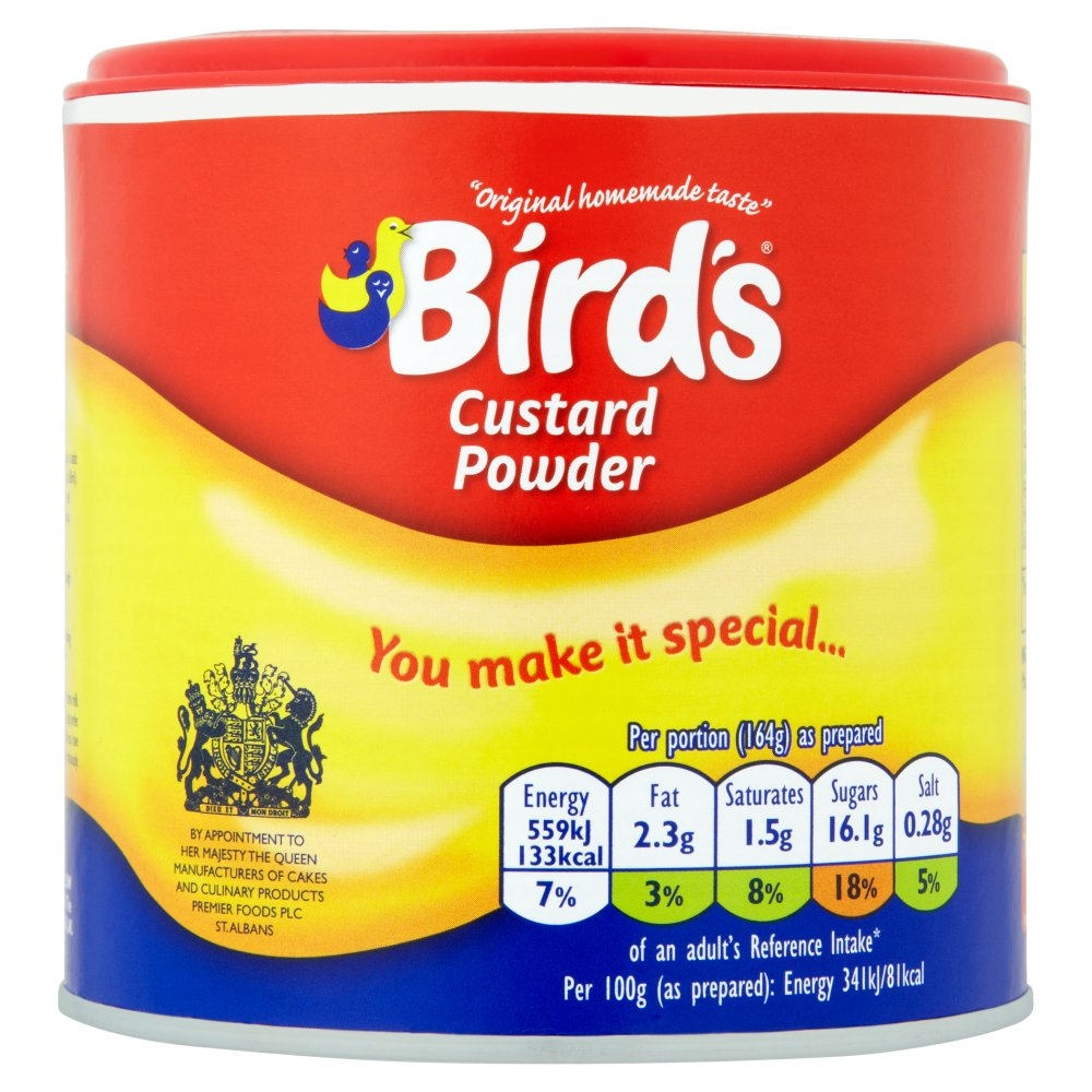 Bird's Custard Powder, 300g