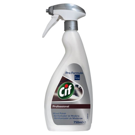 Cif Professional Wood Polish 750ml