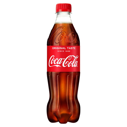 Coca-Cola Original Taste 500ml (Case of 24)
