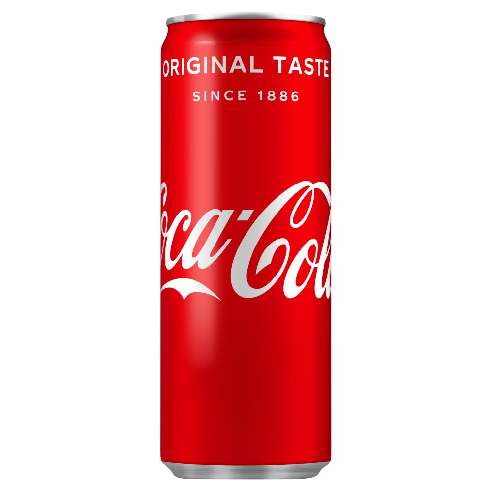 Coca-Cola Original, 250ml (Case of 24)