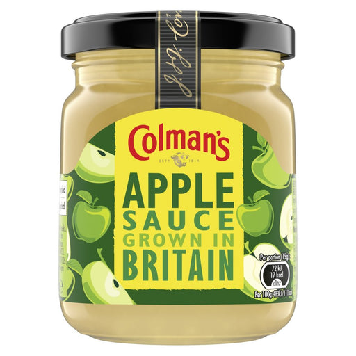 Colman's Apple Sauce, 155ml