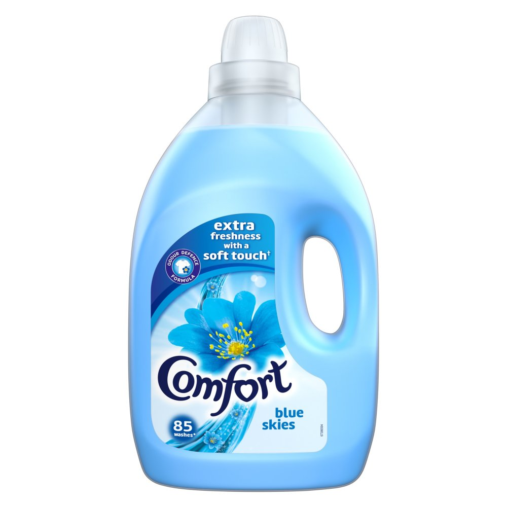 Comfort Blue Skies Fabric Conditioner 85 Wash