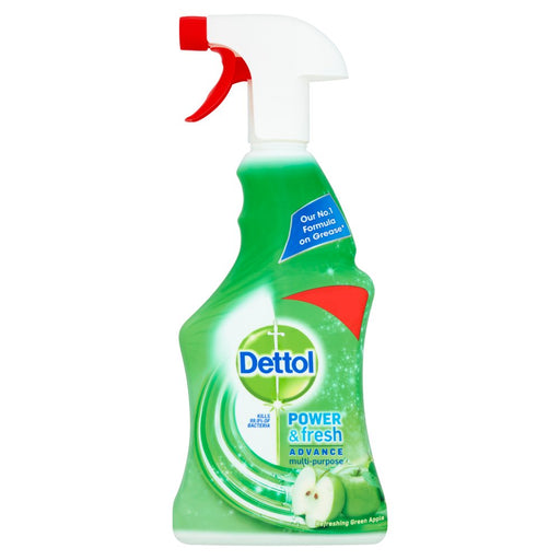 Dettol Power & Fresh Advance Multi-Purpose Refreshing Green Apple