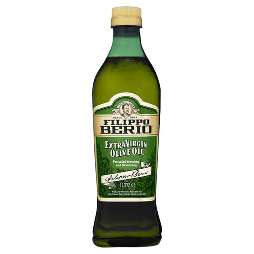 Filippo Berio Extra Virgin Olive Oil 1 Litre