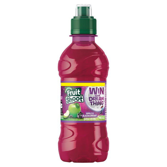 Fruit Shoot Apple & Blackcurrant Kids Juice, 275ml (Case of 12)