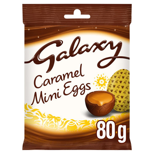 Galaxy Caramel Chocolate Easter Mini Eggs