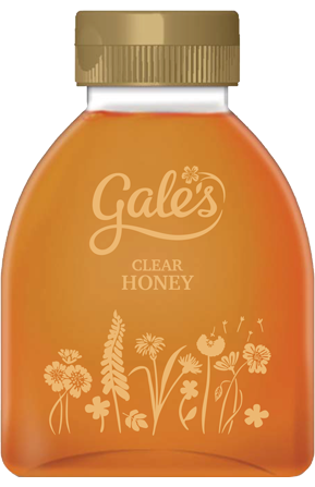 Gales Clear Honey (Pack of 5)