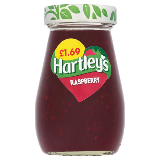 Hartley's Raspberry, 340g (Case of 6)