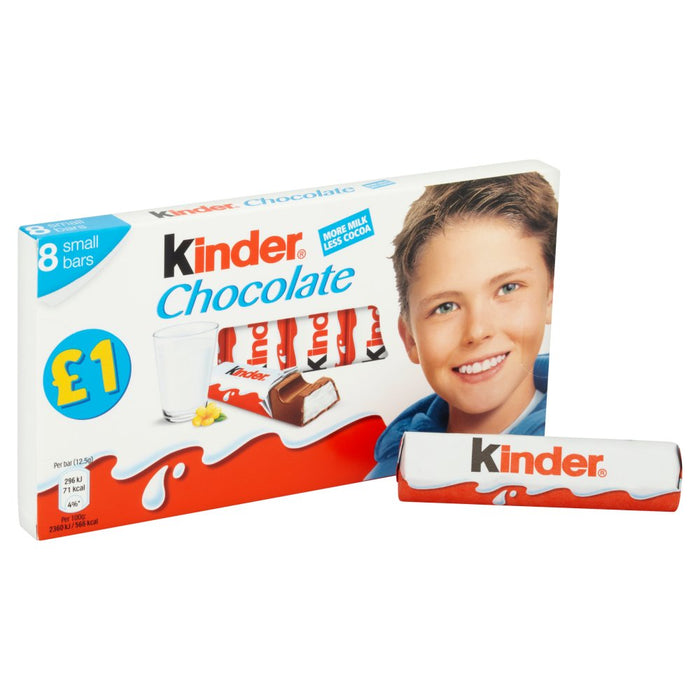 Kinder Chocolate T8