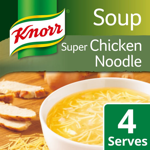 Knorr Chicken Noodle Soup, 51g (Box of 12)