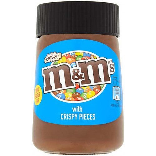 M & M Chocolate Spread