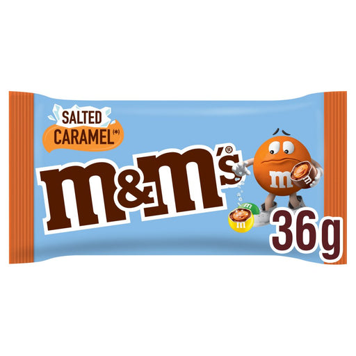 M&M's Salted Caramel, 36g (Box of 24)