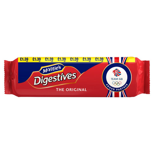 McVitie's Digestives The Original, 400g (Box of 12)
