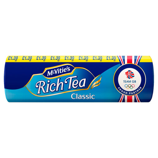 McVitie's Rich Tea Classic, 300g (Box of 12)