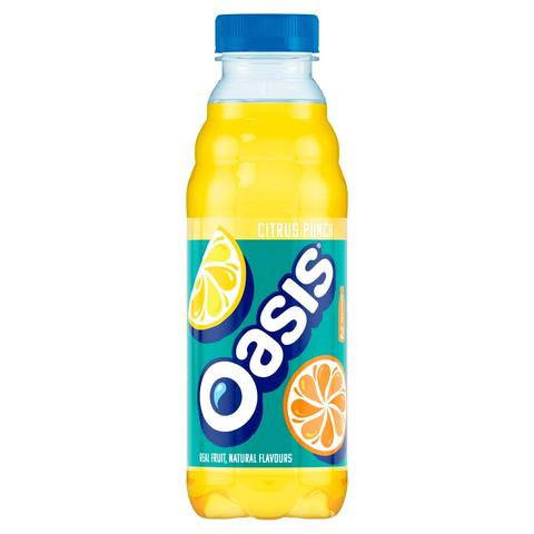 Oasis Citrus Punch, 500ml (Case of 12)