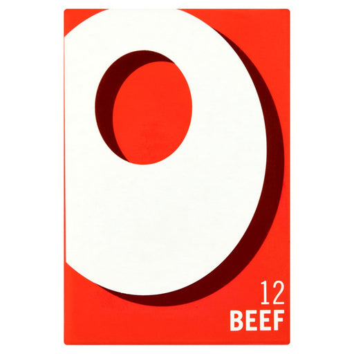 Oxo Beef Stock Cubes 6