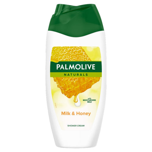 Palmolive Naturals Milk & Honey Shower Gel 250ml (Pack of 6)