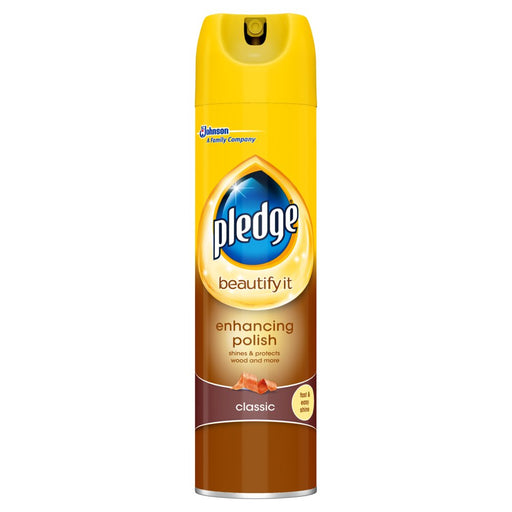 Pledge Furniture Polish Classic