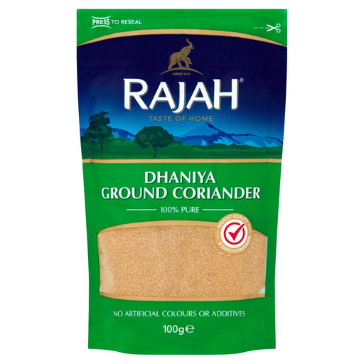 Rajah Dhaniya Ground Coriander, 100g
