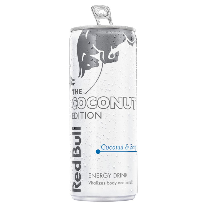 Red Bull Energy Drink, Coconut Edition, 250ml (Case of 12)