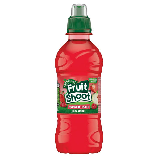 Robinsons Fruit Shoot Summer Fruits Juice, 275ml (Case of 12)