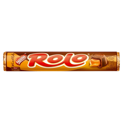 Rolo Chocolate Tube, 52g (Box of 36)