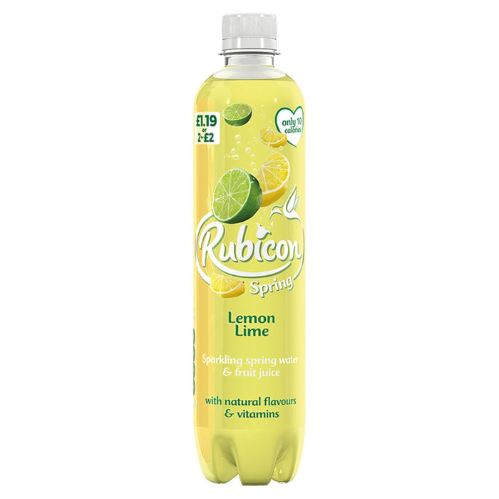 Rubicon Spring Lemon Lime