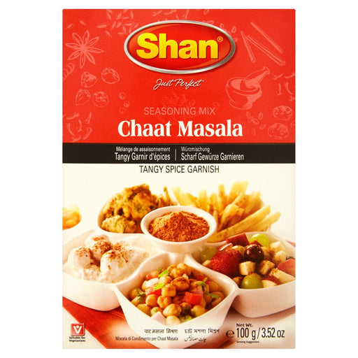 Shan Chaat Masala Tangy Spice Mix