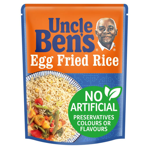 Uncle Bens Special Egg Fried Rice, 250g (Box of 6)