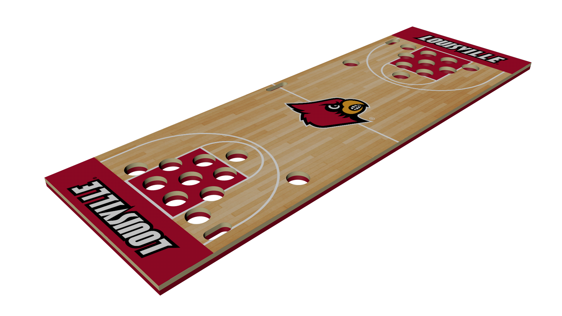 HYDRAPONG - UNIVERSITY OF LOUISVILLE®