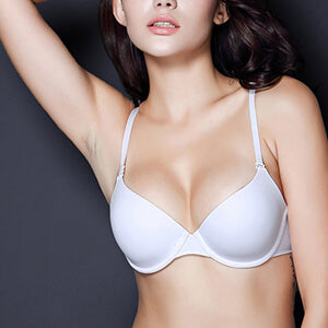 molded cup bra type