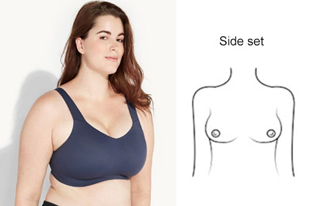 breast shape side set