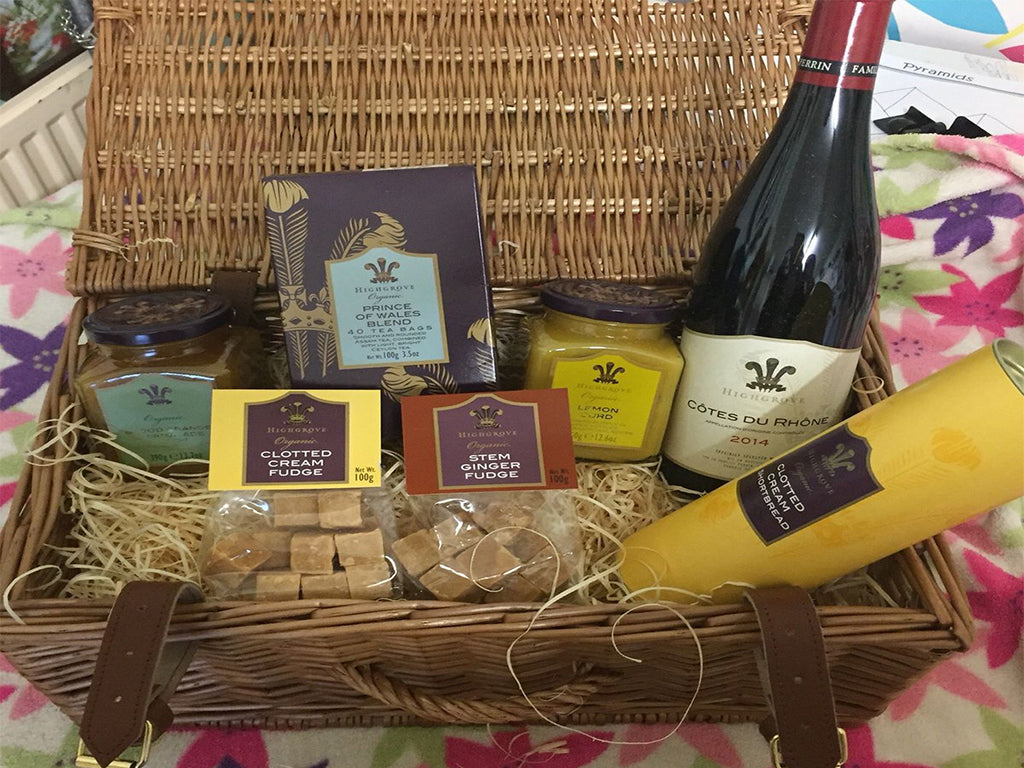 Fortnum & Mason The Highgrove Christmas Basket