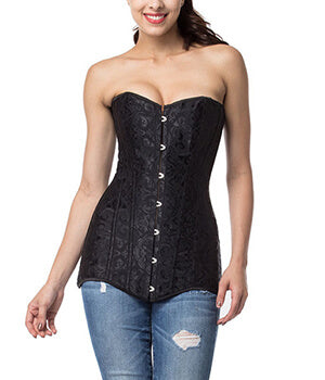 corset for off shoulder dress