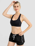 Fruit of the Loom Women's Built-Up Sports Bra - Niidor