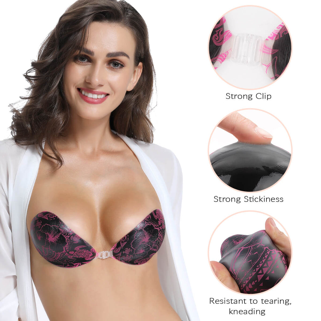 Silicone Bra Push up Breast Lift - Niidor