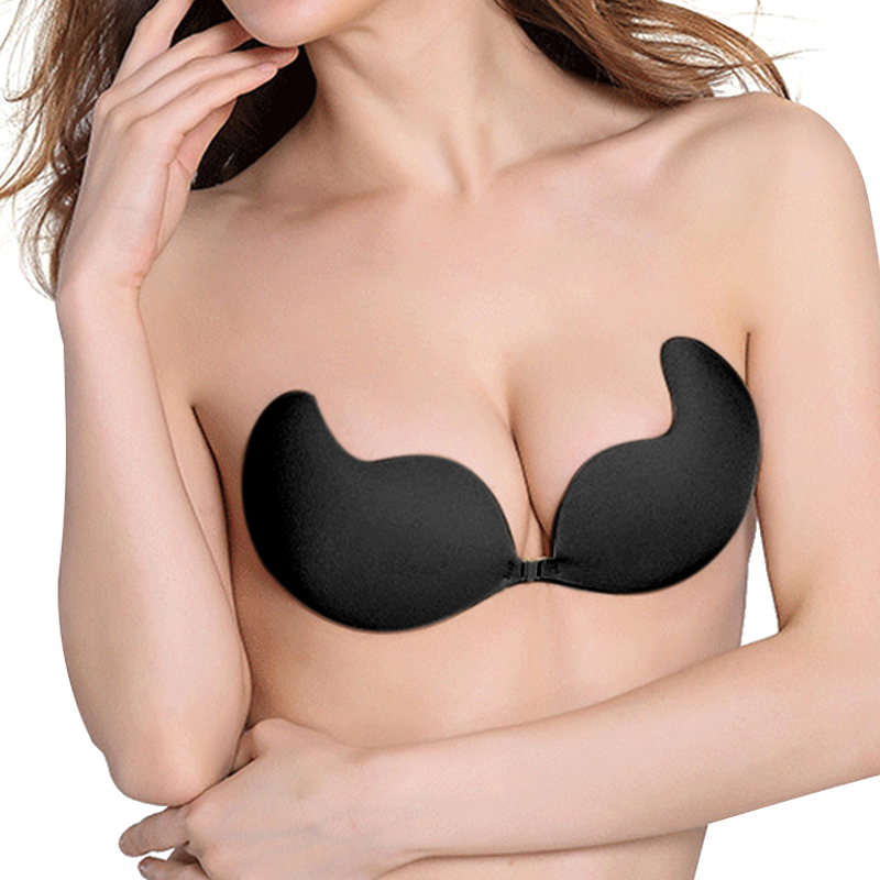 Mango Shaped Insivible Adhesive bra - Niidor